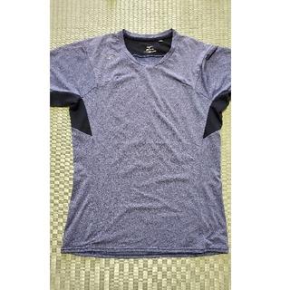 ミズノ(MIZUNO)のMIZUNO QUICK DAY PLUS シャツ XL(ランニング/ジョギング)