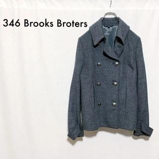 Brooks Brothers - 346 Brooks Broters ブルックスブラザーズ Pコート ピーコート