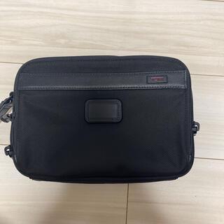 トゥミ(TUMI)のTUMI   クラッチバッグ セカンドバッグ バッグインバッグ(セカンドバッグ/クラッチバッグ)