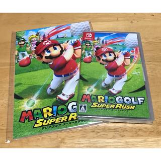 Nintendo Switch - 【Switch】 マリオゴルフ スーパーラッシュ