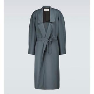 ルメール(LEMAIRE)のLemaire 21SS Wool-blend Light Robe Coat(チェスターコート)