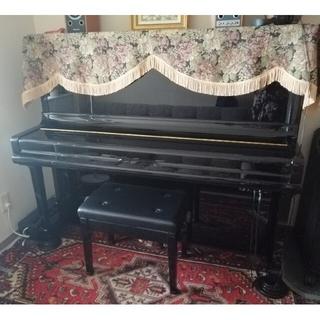 ヤマハ(ヤマハ)のヤマハ  U30AS YAMAHA純正サイレント付き アップライト(ピアノ)