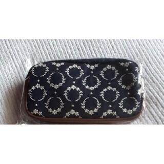 サマンサモスモス(SM2)の新品 サマンサモスモス ノベルティ ポシェット ショルダー 刺繍(ショルダーバッグ)