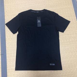 ブラックレーベルクレストブリッジ(BLACK LABEL CRESTBRIDGE)のブラックレーベル 紺色 Tシャツ サイズM(Tシャツ/カットソー(半袖/袖なし))