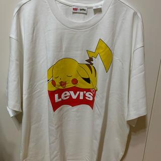 リーバイス(Levi's)のLevi's × ポケモン ピカチュウ Tシャツ リーバイス(Tシャツ/カットソー(半袖/袖なし))