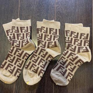 FENDI - 靴下