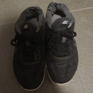 NIKE - スニーカー 運動靴 くつ ナイキ 中古 Used ジャンク 訳あり タンス整理品
