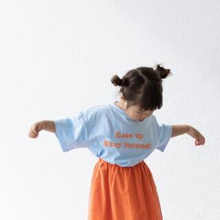 LOWRYS FARM - sᴀʟᴇ【Kids】ローリーズファーム フロッキーロゴTEE 120