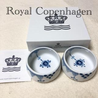 ROYAL COPENHAGEN - 新品未使用 ロイヤルコペンハーゲン  ブルーエレメンツ スモール ボウル
