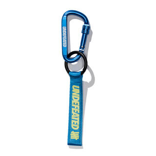 UNDEFEATED - 2021 UNDEFEATED CARABINER カラビナ 青