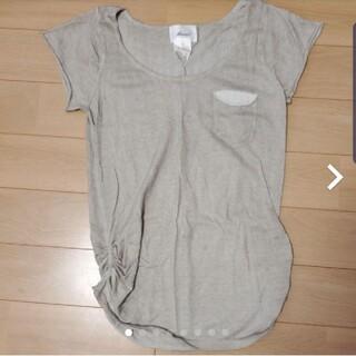 スコットクラブ(SCOT CLUB)のMansart 半袖ニット(Tシャツ(半袖/袖なし))