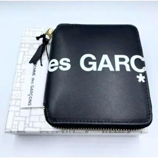 コムデギャルソン(COMME des GARCONS)のコムデギャルソン Wallet HUGE LOGO 財布 SA2100HL(折り財布)