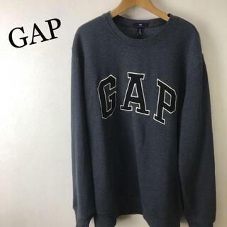 ギャップ(GAP)のGap ギャップ ビッグロゴ スウェット オーバーサイズ  M(スウェット)