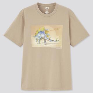 UNIQLO - 新品 タグ付き ジュラシックワールド 空山基 UT グラフィック Tシャツ 恐竜
