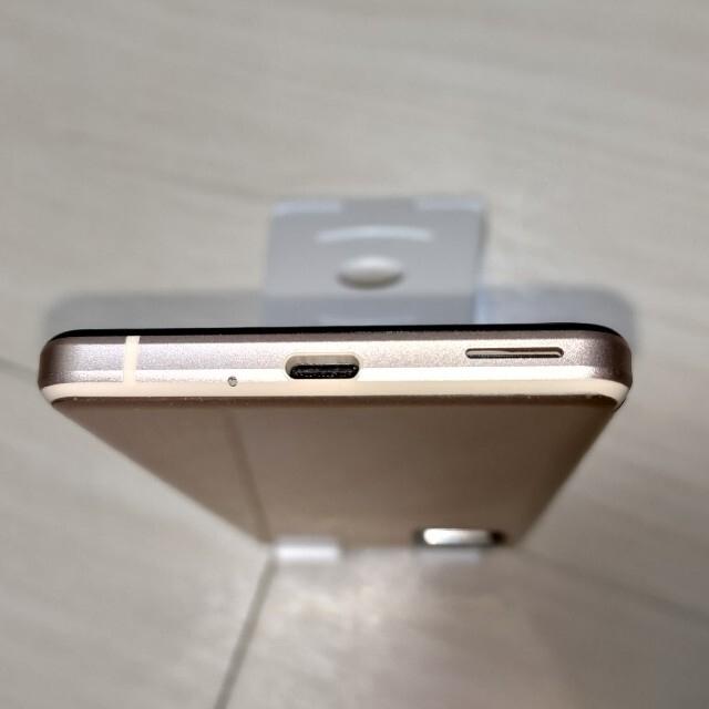 SHARP(シャープ)の【mist様専用】AQUOS sense4 basic ライトカッパー スマホ/家電/カメラのスマートフォン/携帯電話(スマートフォン本体)の商品写真