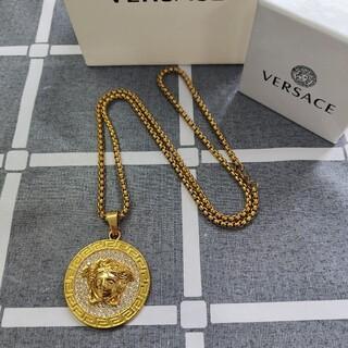 ヴェルサーチ(VERSACE)の美品・VERSACE ヴェルサーチ ネックレス (ネックレス)