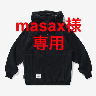 ダブルタップス(W)taps)の新品 Wtaps Pine Cone Hooded Fleece Black L(パーカー)