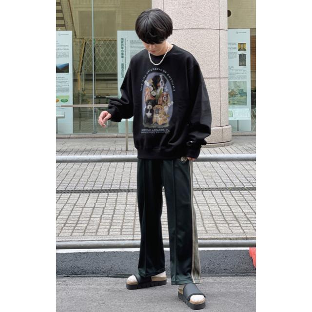Needles(ニードルス)の21aw needles track pants ストレート  メンズのパンツ(その他)の商品写真