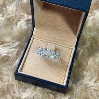 お磨き済み 豪華❤️ Pt900 ダイヤモンド 2.00ct リング