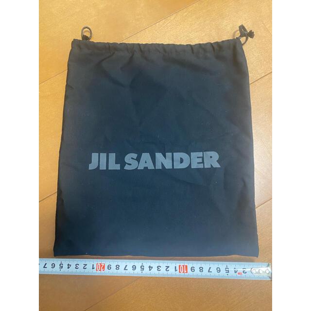 Jil Sander(ジルサンダー)のJIL SANDER ジルサンダー  TANGLE  スモール ショルダーバッグ メンズのバッグ(ショルダーバッグ)の商品写真