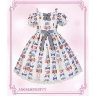 Angelic Pretty - strawberry dollJSK