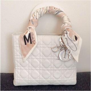 ディオール(Dior)のDior レディディオール+スカーフ(ハンドバッグ)