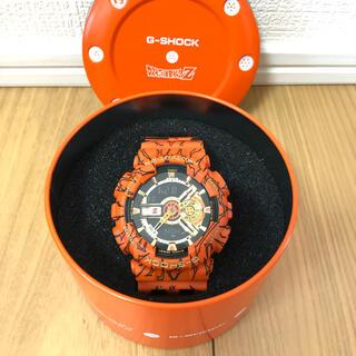ジーショック(G-SHOCK)のCASIO G-SHOCK ドラゴンボール GA-110JDB-1A4JR(腕時計(デジタル))