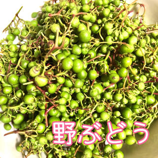 野ぶどう 実 200g(野菜)