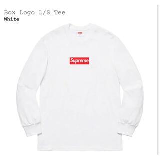 Supreme - supreme BOX LOGO tshirt
