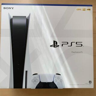PlayStation - PS5 PlayStation5 本体ディスクドライブ搭載モデル 未使用新品