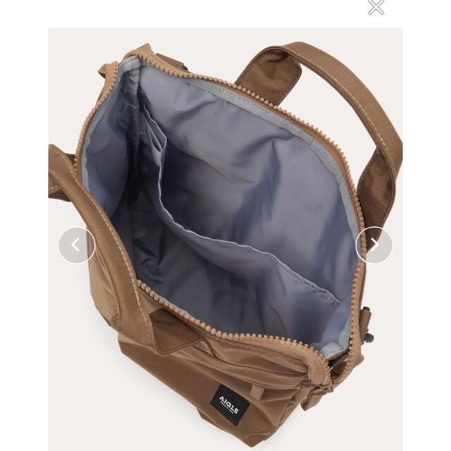AIGLE(エーグル)のエーグル ヘルメットトート メンズのバッグ(トートバッグ)の商品写真