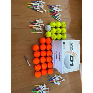 本間ゴルフ - HONMA ゴルフボール新品12個×3ケース ダース