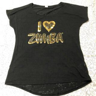 Zumba - ズンバ ZUMBA Tシャツ カットソー トップス ズンバウェア