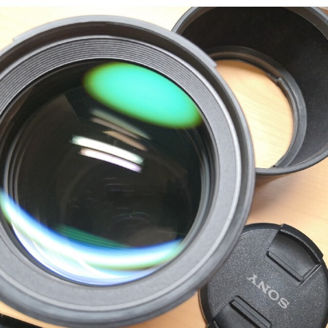 SONY(ソニー)のSONY Eマウント SEL135F18GM 135mm F1.8 スマホ/家電/カメラのカメラ(レンズ(単焦点))の商品写真
