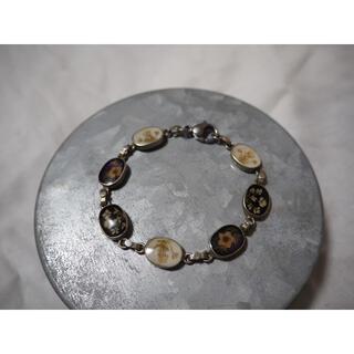 乱痴気 GUSTAVO Flower Chain Bracelet ブレスレット