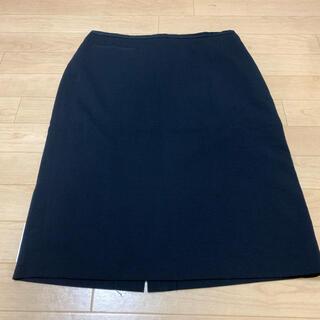 ミッシェルクラン(MICHEL KLEIN)のスカート(ひざ丈スカート)