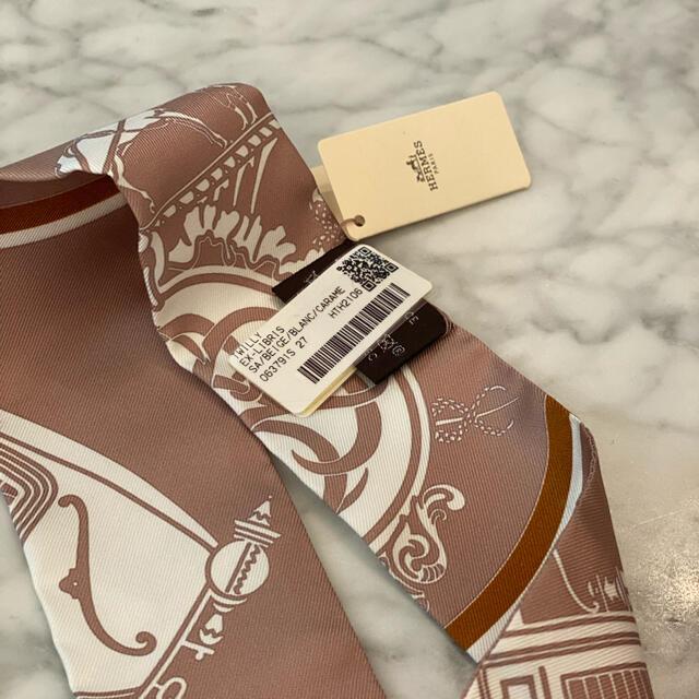 Hermes(エルメス)のHERMES ツイリー エクスリブリス レディースのファッション小物(バンダナ/スカーフ)の商品写真