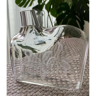 スガハラ(Sghr)のsghr 一輪挿し flower-vase【加工品】vintage(花瓶)
