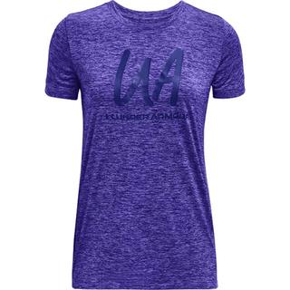 アンダーアーマー(UNDER ARMOUR)のアンダーアーマー Tシャツ レディース M トレーニング(Tシャツ(半袖/袖なし))
