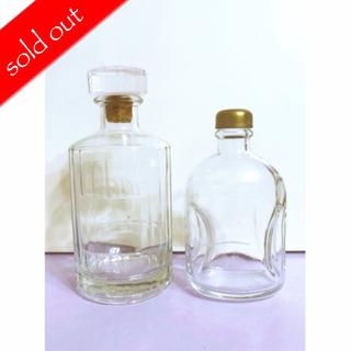 レトロな Bottle  サントリー響+1