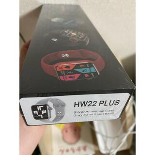 HW22PLUSシルバー 箱無し