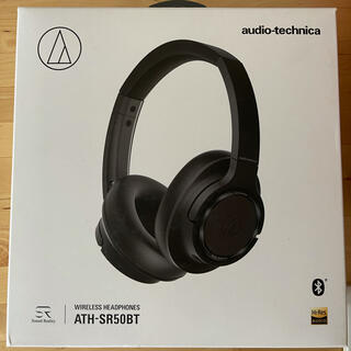 audio-technica - audio-technica ATH-SR50BT ヘッドホン