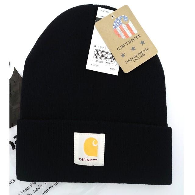 carhartt(カーハート)の新品 【CARHARTT カーハート】ニットキャップ ニット帽 ビーニー メンズの帽子(ニット帽/ビーニー)の商品写真