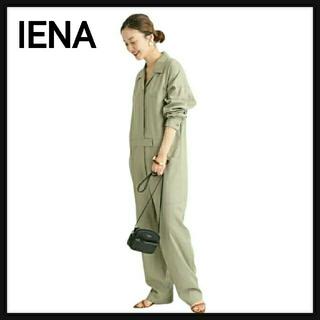 IENA - 【新品・未使用・タグ付き】IENA イエナ ジャンプスーツ オールインワン