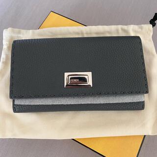 FENDI - 2日間限定最終売り切り価格‼︎FENDIピーカブーコンチネンタル長財布