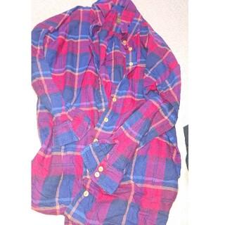 アングリッド(Ungrid)のアングリッド★オーバーネルシャツ フリーサイズ(シャツ/ブラウス(長袖/七分))