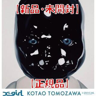 エックスガール(X-girl)の友沢こたお X-girl × KOTAO POSTER ポスター BLUE(印刷物)