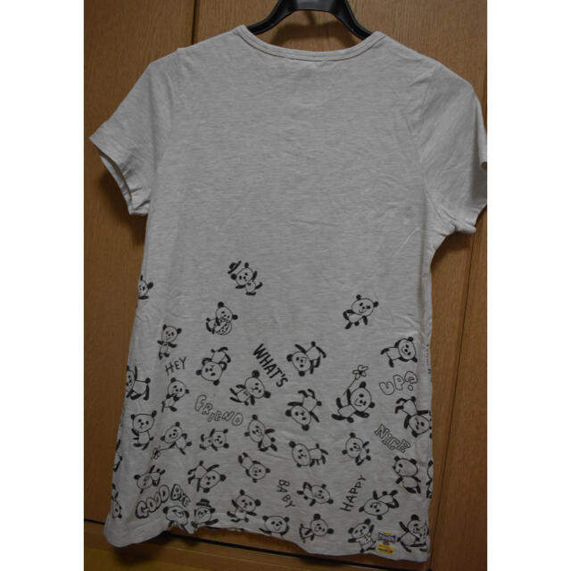 rough(ラフ)のTシャツ レディースのトップス(Tシャツ(半袖/袖なし))の商品写真