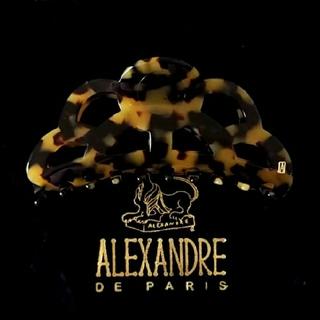Alexandre de Paris - 新品☆アレクサンドルドゥパリ ヘアクリップ マウンテンクリップ(L)