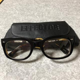 エフェクター(EFFECTOR)のEFFECTOR メガネ(サングラス/メガネ)